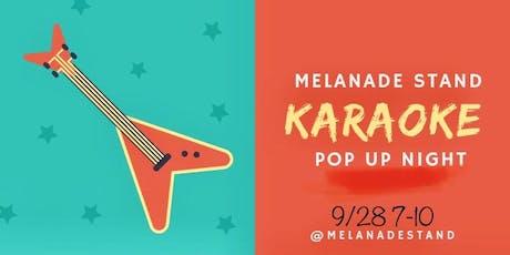 Melanade Karaoke @ A Baked Joint tickets