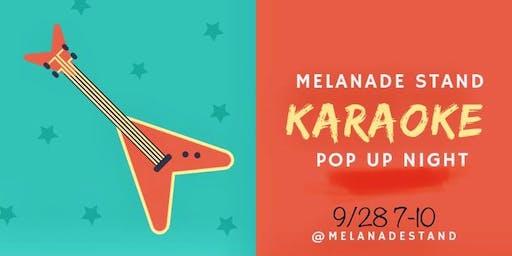 Melanade Karaoke @ A Baked Joint