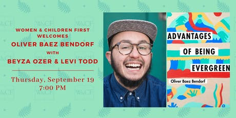 Poetry Reading: Oliver Baez Bendorf with beyza ozer & Levi Todd tickets