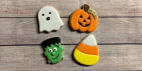 Spooktacular Halloween Cookie Decorating For Kids! tickets