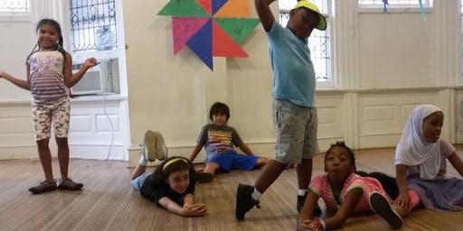 Making Moves, ages 8-12 (Fall 2019 Session, Tuesdays, West Philly)