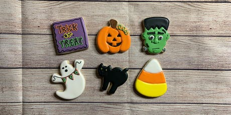 Spooktacular Halloween Cookie Decorating (ages 13+) tickets