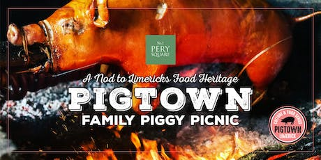 Pigtown Piggy Picnic at No.1 tickets