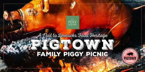 Pigtown Piggy Picnic at No.1