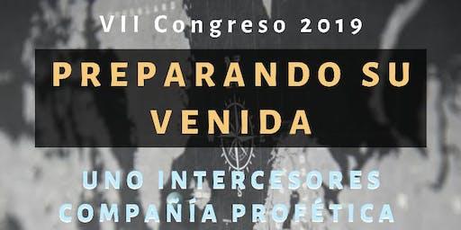 VII CONGRESO 2019- PREPARANDO SU VENIDA