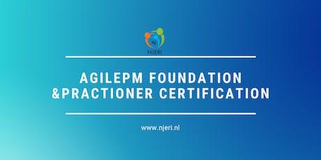 AgilePM Certification Masterclass tickets