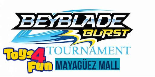 Torneo Beyblade Toys4Fun Mayaguez