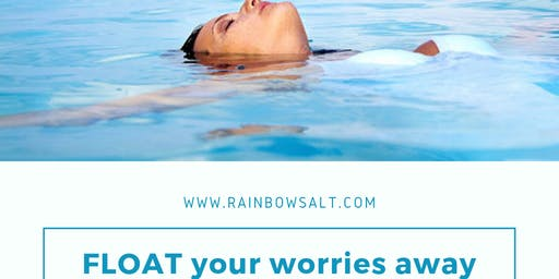 Morning time Flotation Therapy-Sign up with a friend and save
