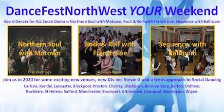 DanceFestNorthWest YOUR Weekend 2020 - Sunday 1st September 2019. tickets