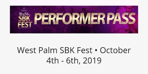West Palm SBK Fest Performance Dance Team