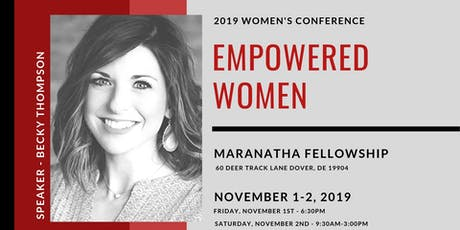 Empowered Women tickets