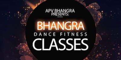 APV Bhangra Class Glasgow 18/09/19