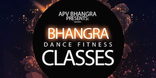 APV Bhangra Class Glasgow 25/09/19