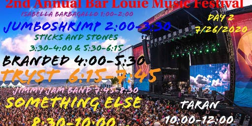 2nd Annual Bar Louie Music Festival: Day 2
