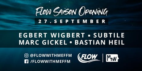 FLOW Opening w/ Egbert LIVE Tickets