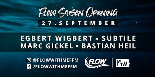 FLOW Opening w/ Egbert LIVE