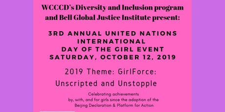 United Nations International Day of the Girl in Detroit!  tickets