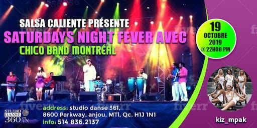 Soirée Caliente avec Chico Band Montréal