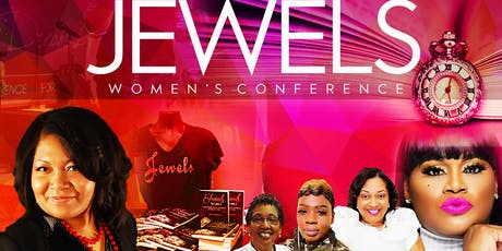 "Jewels Women's Conference 2019 ""God's Original Masterpiece"" tickets"