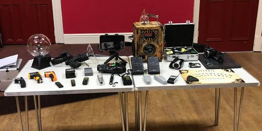Paranormal Equipment/Device Workshop