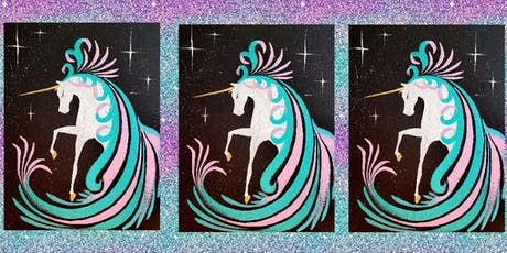 Magical Unicorn Paint Party tickets