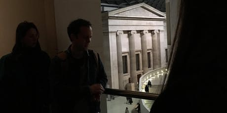 Ghost Stories of the British Museum walking tour tickets