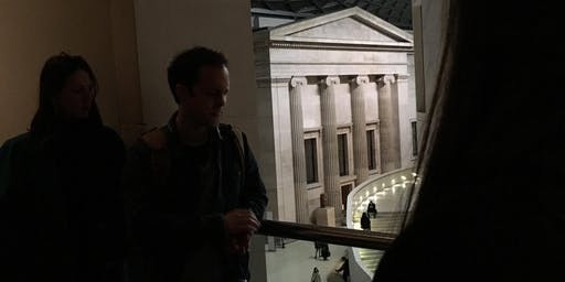 Ghost Stories of the British Museum walking tour