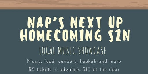 Nap's Next Up: Homecoming Szn