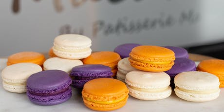 French Macaron Class by Chef Claudia tickets