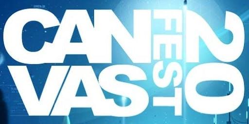 Canvas Festival II JUNE 2020 TBA @ Myers Pavilion