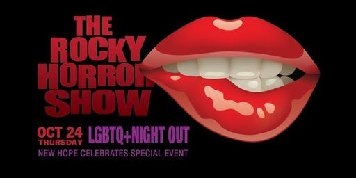 Rocky Horror Show - LGBTQ+ Night OUT!