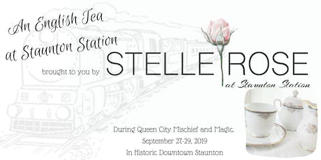 English Tea at Stelle Rose during QCMM tickets