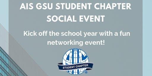 AIS GSU - Meet & Greet