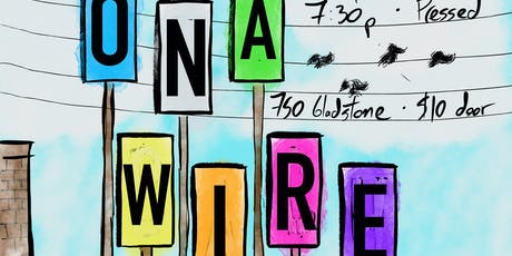 On a Wire: Music for Strings and Electronics tickets