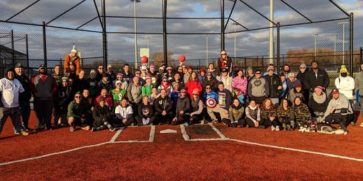 Turkey Bowl Charity Kickball Tournament
