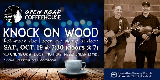 Open Road Coffeehouse feat. Knock on Wood