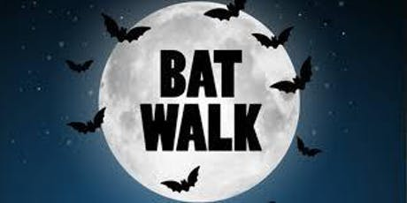 One more Graveyard Bat Walk with Steve England! Due to popular demand! tickets