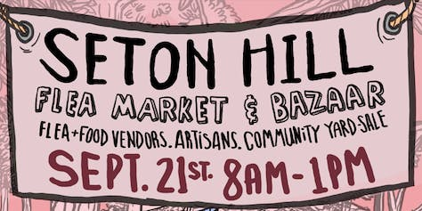 Seton Hill Flea Market and Bazaar