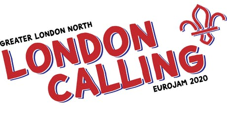 GLN's European Jamboree 2020: London Calling - Silent Disco tickets