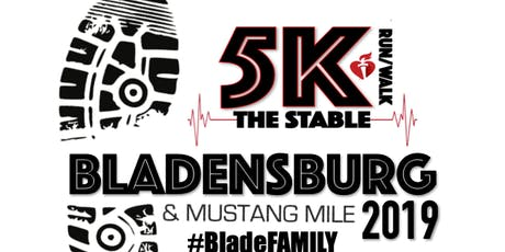 Copy of 5K Run/Walk for Heart Disease Awareness (Bladensburg CC) tickets