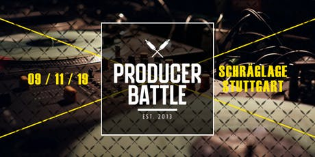 Producer Battle Tickets