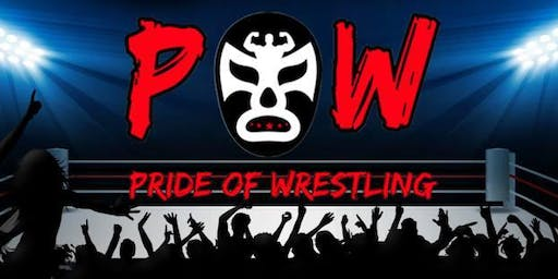 Pride of Wrestling Presents POW 12 A November to Remember