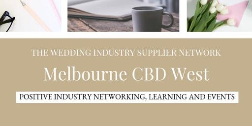 The Wedding Industry Supplier Networking Events Melbourne
