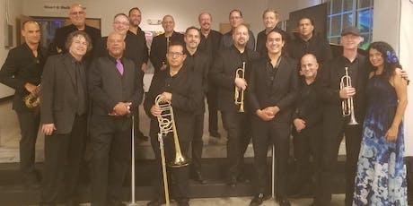 Latin Jazz @ Le Chat Noir: Miami Big Sound Orchestra & Lourdes Valentin tickets