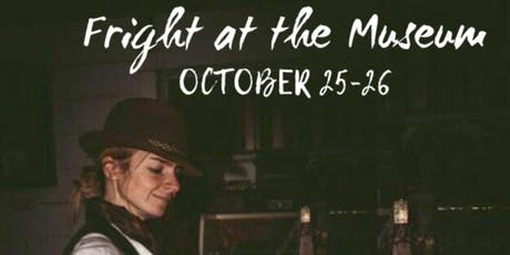Fright at the Museum tickets