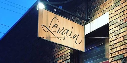 Sunday Suppers @ Cafe Levain - September 22nd, 2019.