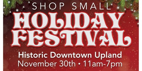 Shop Small Holiday Festival tickets