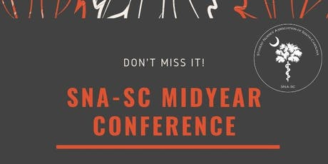 SNA-SC Midyear Conference 2019 tickets