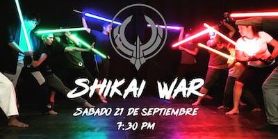 1st Shikai War