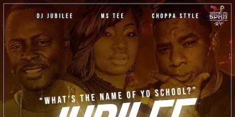 DJ Jubilee, Ms. Tee and Choppa tickets